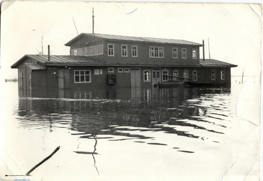 фото наводнение Припять