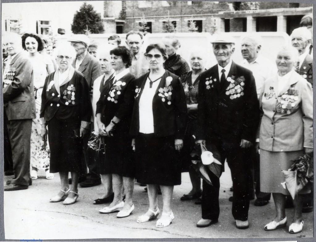 фото ветеранов