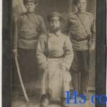 Петриковцы на службе в Царской армии, 1905 год Русско – Японская война, Маньчжурия (36retro)