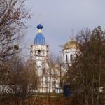 Храм святителя Николая Чудотворца, Петриков, Беларусь, октябрь 2015 года (FREE FOTO CC, CCO) (44retro)