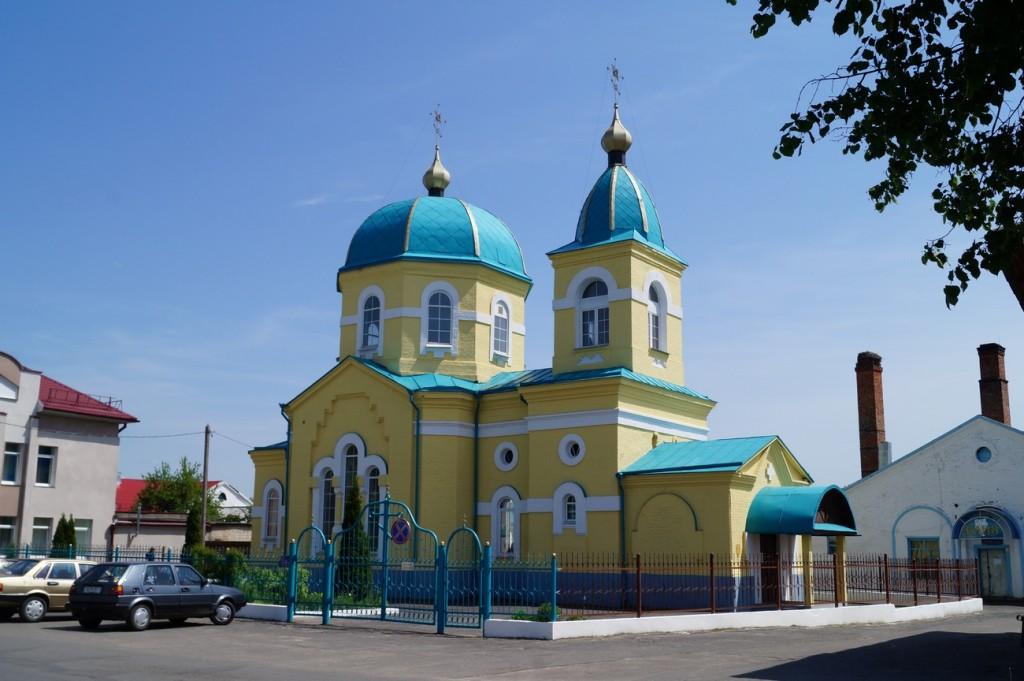 фотография Вознесенская церковь, Петриков