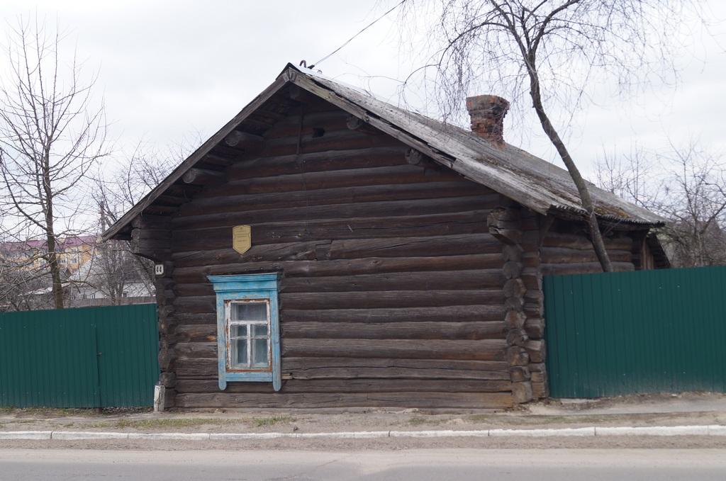 памятник архитектуры в Петрикове