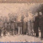 Футбольная команда Петрикова 1935 года, из собрания Петра Галоты (64retro)