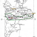 Карта разминирования на территории Петриковского района 1944 год (67retro)