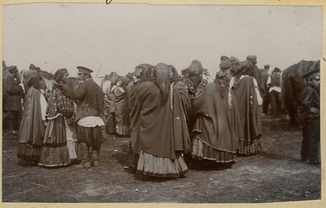 фото цыган в Петрикове