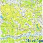 Карта Петриков 80-е (76retro)