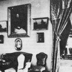 1914 г. фотографии внутренних помещений усадьбы Кеневичей в д. Дорошевичи Петриковского района  (81retro)