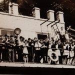 Фото спасательная станция, Петриков, 1986 год (82retro)