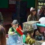 Конкурс детских колясок 9 мая 2016, Петриков (95retro)