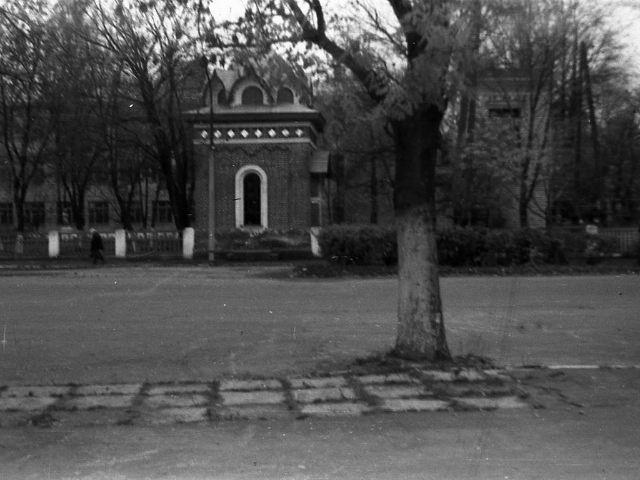 часовня Воскресенской церкви