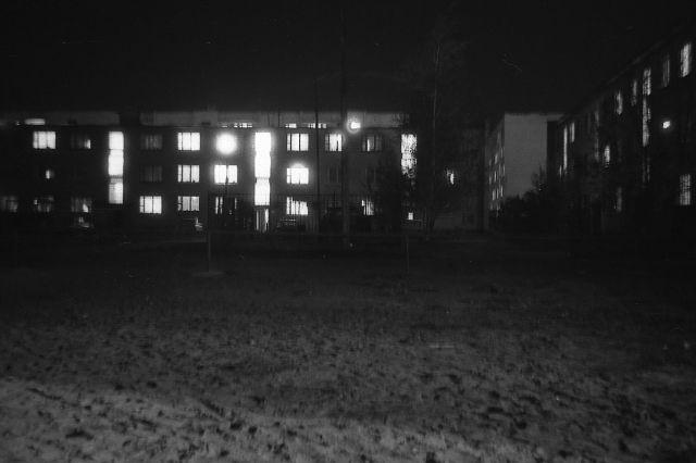 ночное фото Петрикова