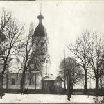 Храм святителя Николая Чудотворца, Петриков 80-е (114retro)