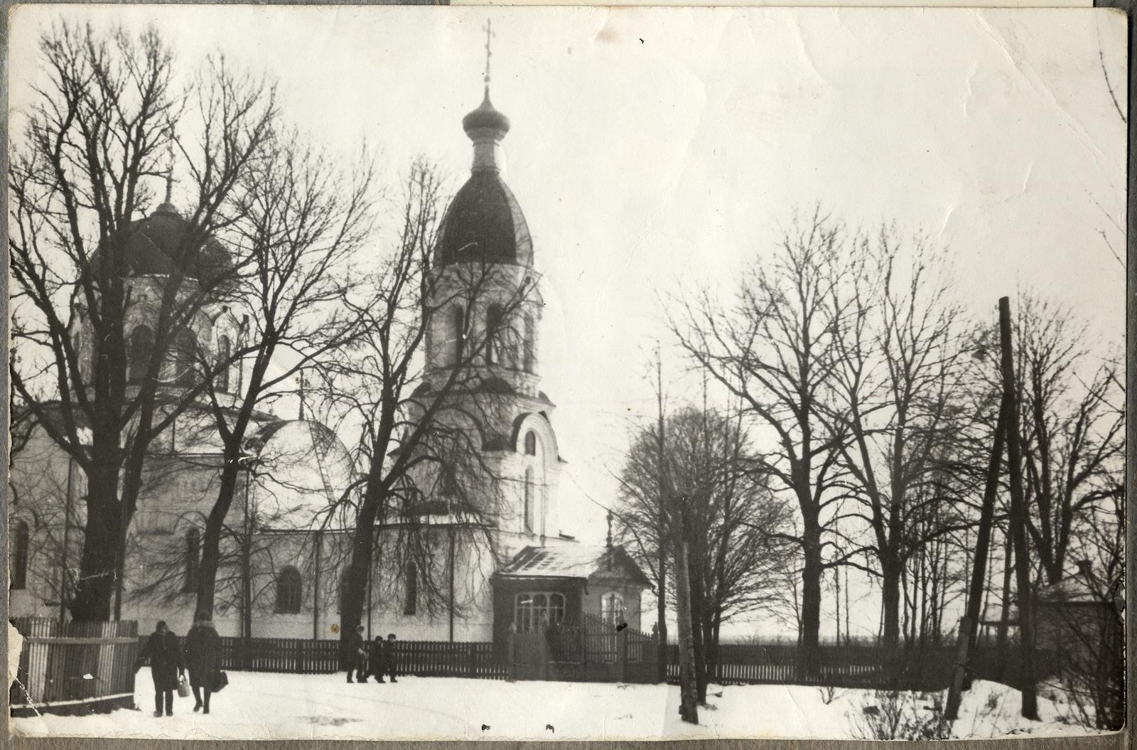 фото Николаевской церкви