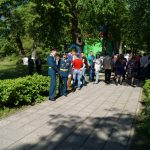 Петриков  9 мая 2016, офицеры 396рп (124retro)