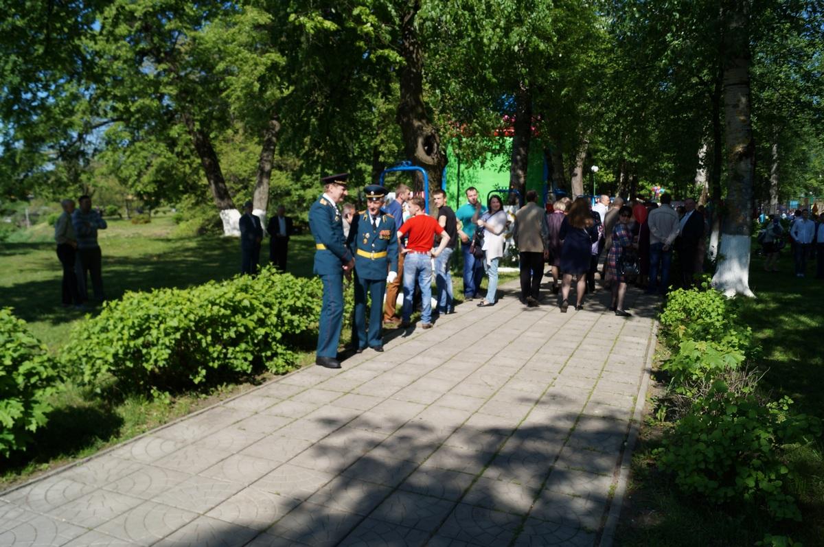 фото офицеров полка