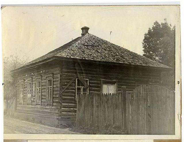 фото земской школы в Петрикове