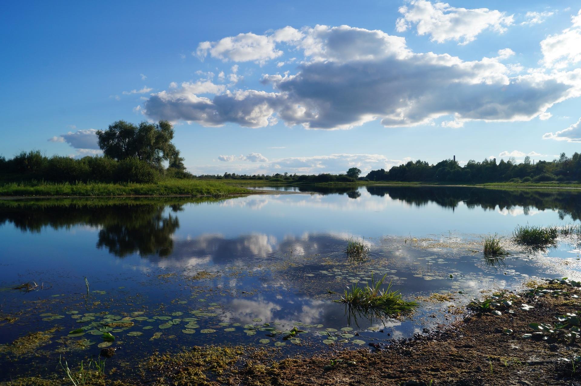 озеро Старичи