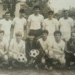 """Футбольная команда """"Керамзитчик"""" (135 retro)"""