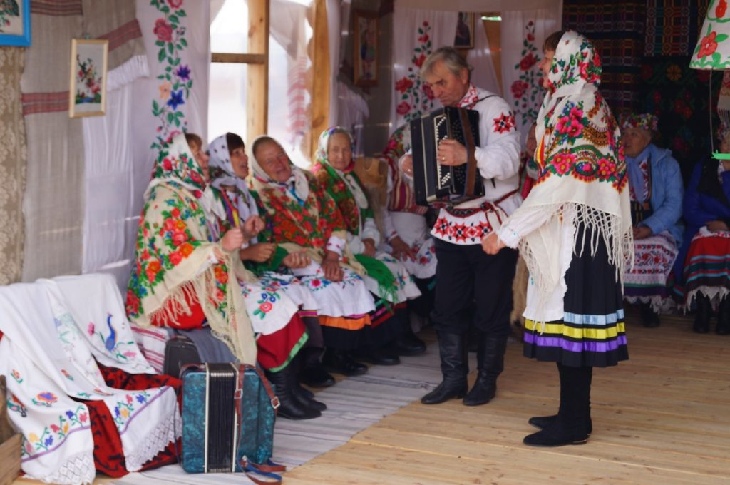 народный хор из Житкович