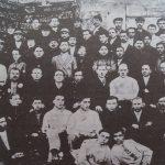 """Работники сапожной артели """"Объединение"""" 1927 год (146 retro)"""