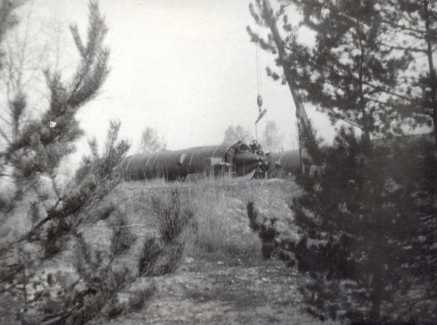 фото головной части комплекса ss-20