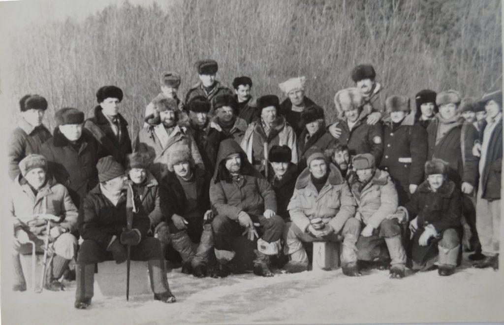 фото рыбаков
