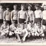 Футбольная команда Петриковского агросервиса 1985 г. (162 retro)