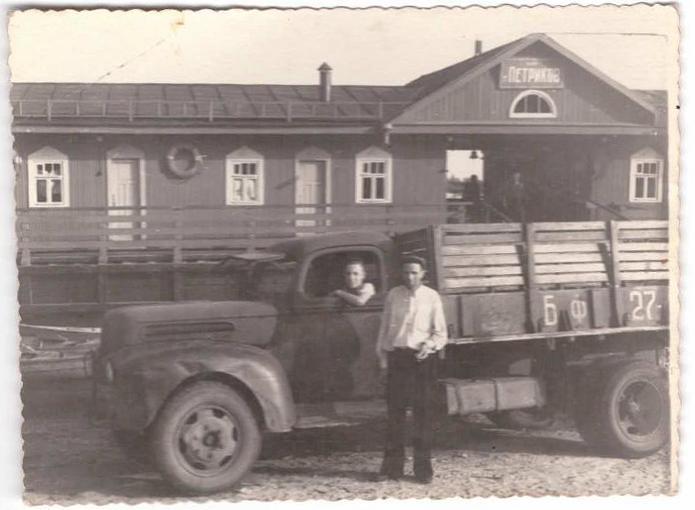 военный грузовик Студебеккер