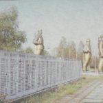 """Мемориальный комплекс """"Погибшим и живым""""  (177)"""