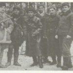 Командование 125-й Копаткевичской партизанской бригады