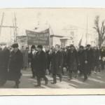 Петриков, Белорусская ССР, 60-е годы (24retro)