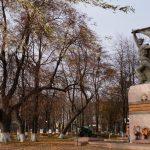 Памятник Чалому Николаю Поликарповичу в г. Петрикове (FREE FOTO CC, CCO) (41retro)