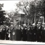 Ветераны Днепровской флотилии в Петрикове 60-е (43retro)