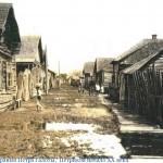 Петриков, начало ХХ века, фотография из собрания Петра Галоты (62retro)
