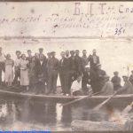 Довоенные гастроли БДТ в Петрикове, 1935 г., БССР, из собрания Петра Галоты (77retro)