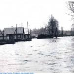 Фото паводок Петриков 1979 г., из собрания Петра Галоты (79retro)