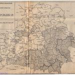 Карта разрешенного сбора грибов 1987 г.(98retro)