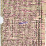 Решение – исполнительный лист суда Петриковского района от 14 сентября 1944 года (132 retro)