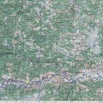 Карта американской армии, лист nn35-12 (133 retro)