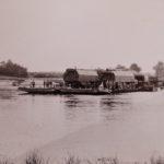 Форсирование реки Припять 396 ракетным полком РСМД